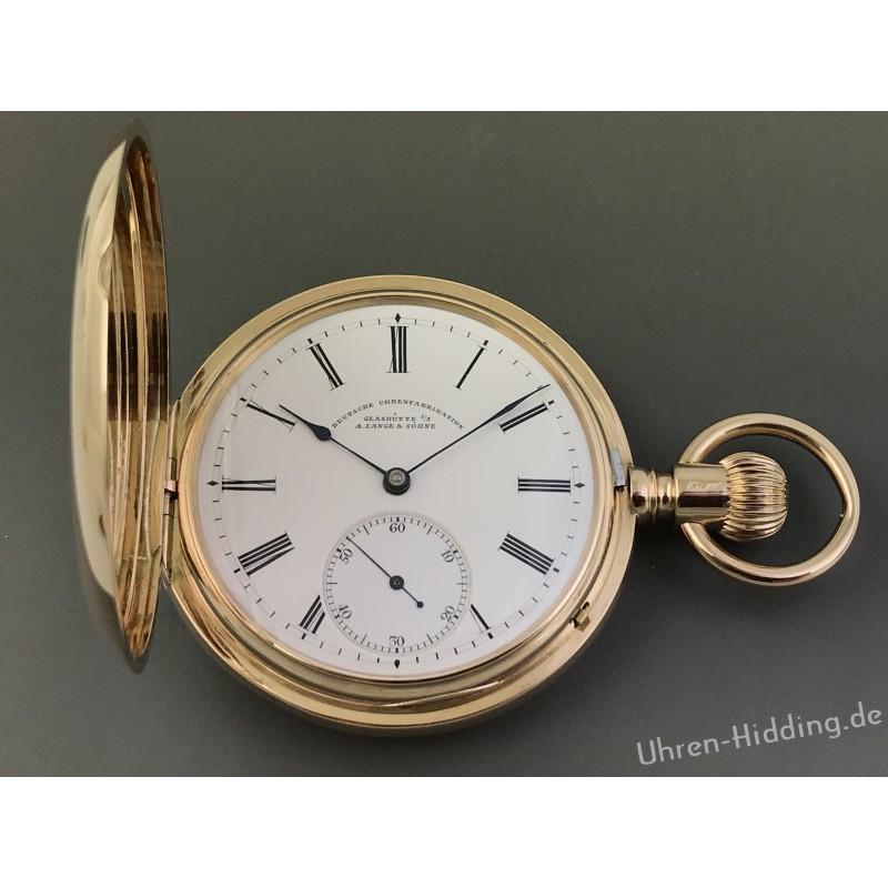 Deutsche Uhrenfabrikation A. Lange & Söhne