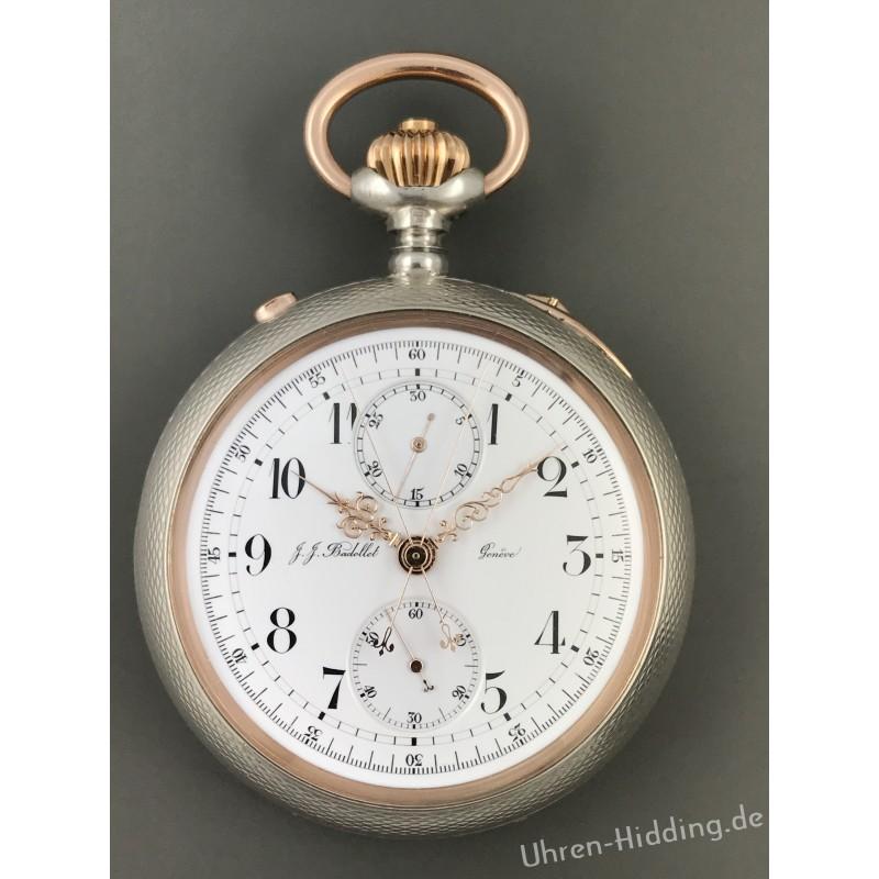 J. J. Badollet Chronograph Rattrapante