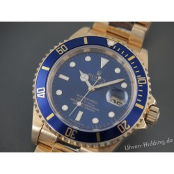 Rolex Submariner Gold Ref....