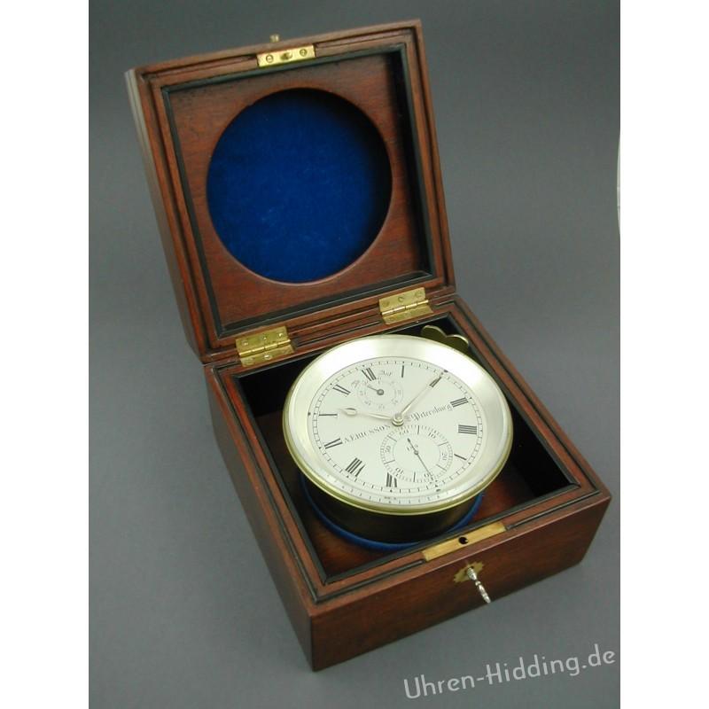 August Ericsson, early Chronometer