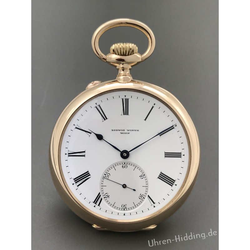 Alexander Hüning Pocket-Watch