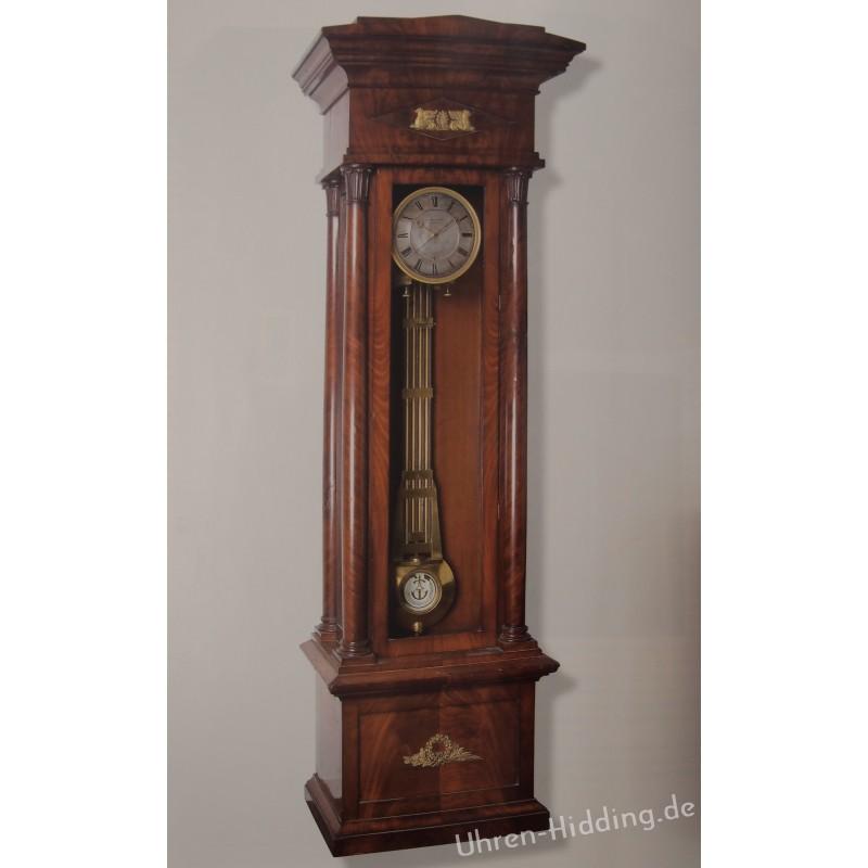 Löhdefink Precision-Second-Pendulum-clock