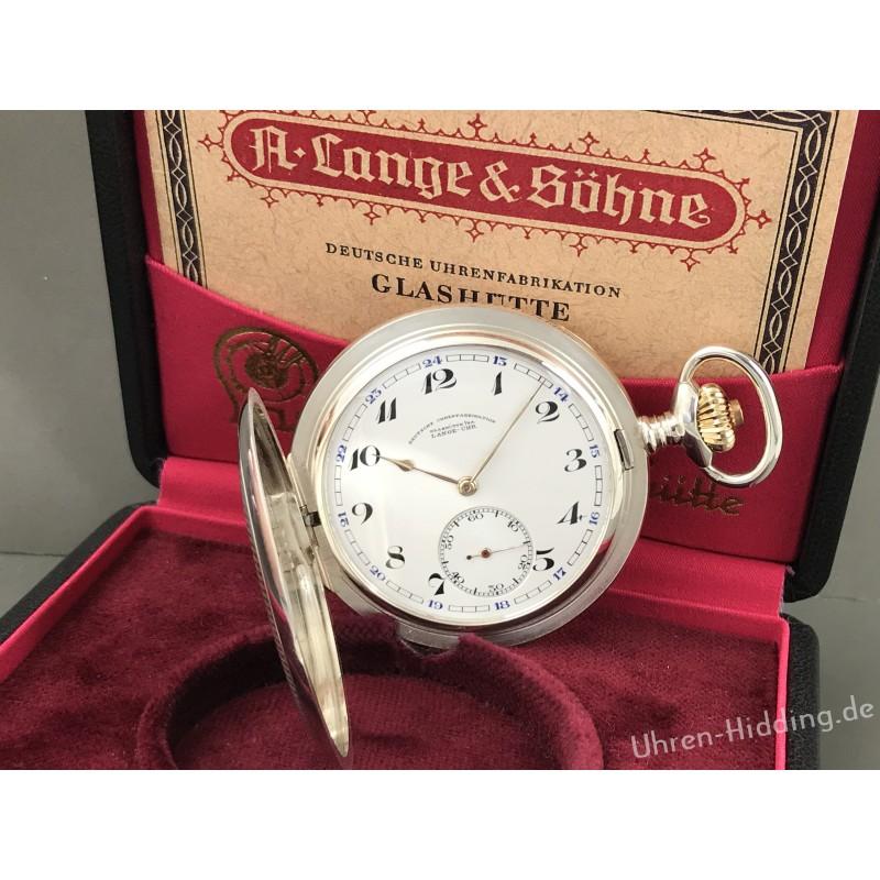 Lange OLIW Deutsche Uhrenfabrikation Glashütte