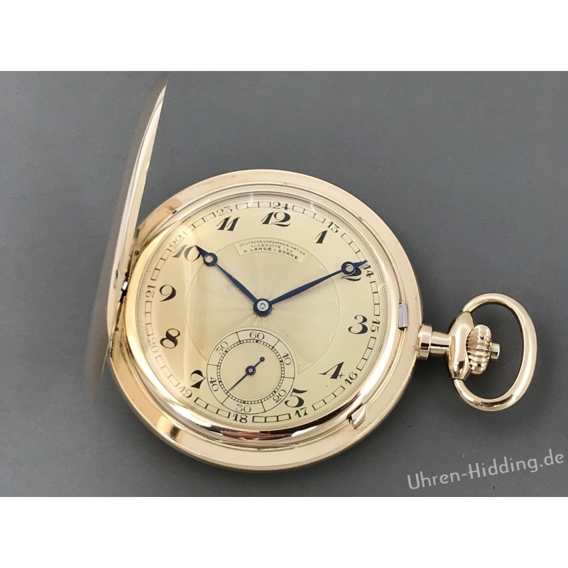A. Lange & Söhne Pocket-Watch
