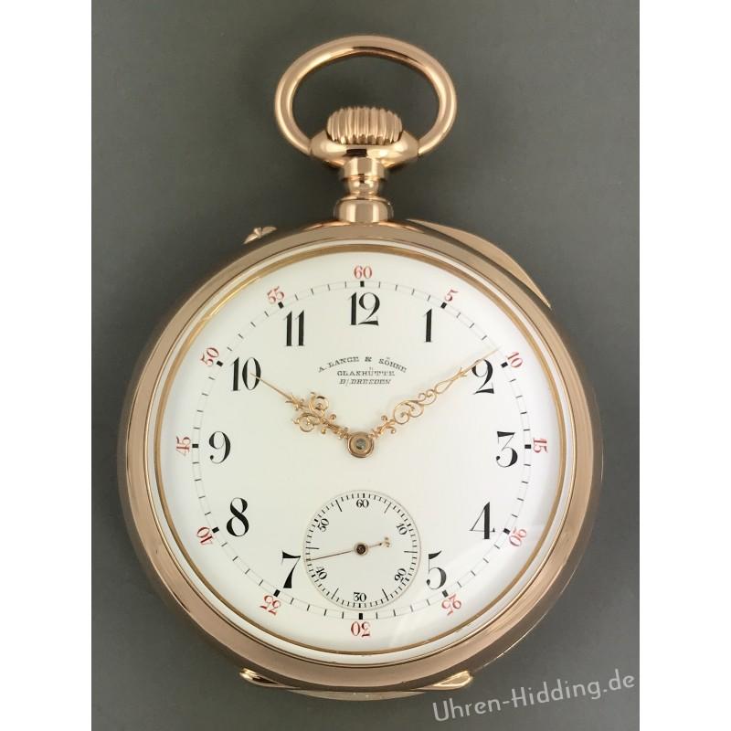 A. Lange & Söhne 1A  Ankerchronometer