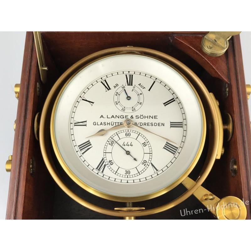 A. Lange & Söhne Chronometer Kal. 100