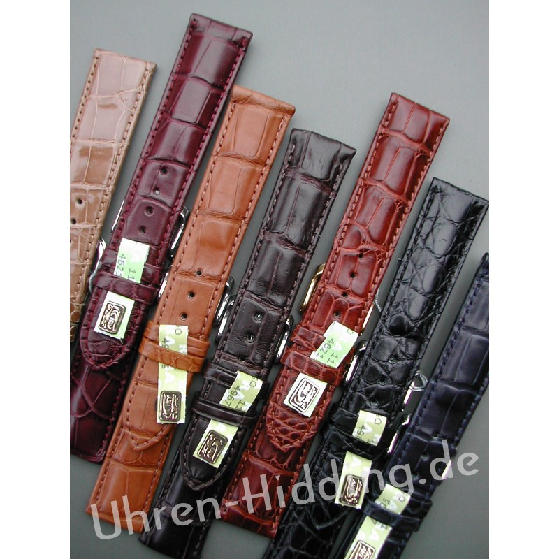Leather Straps in different designs