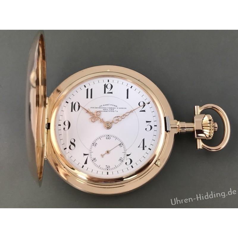 Glashütter Präzisions-Uhren-Fabrik