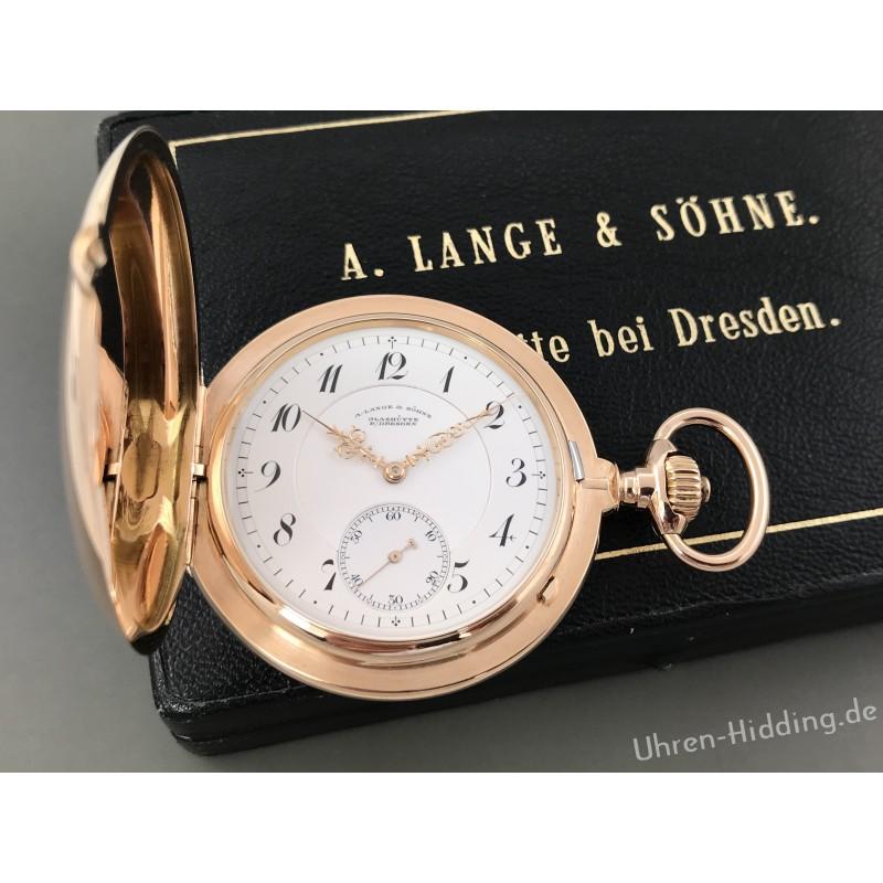 A. Lange & Söhne pocket-watch 1A
