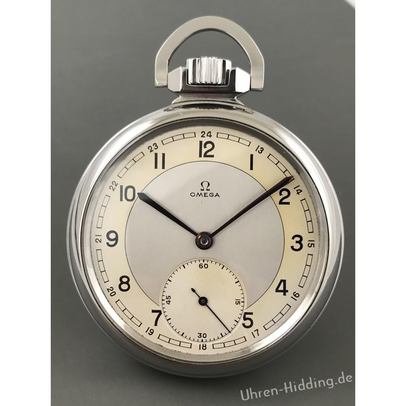 Omega Pocket-Watch Cal. 38.5L.T1