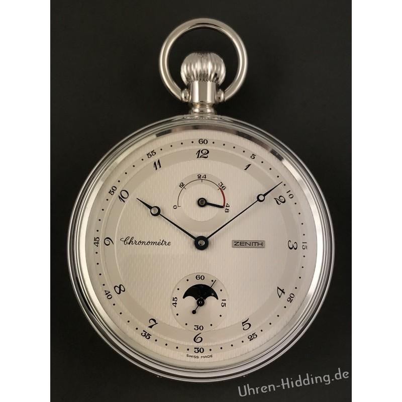 Zenith B-Watch Silver