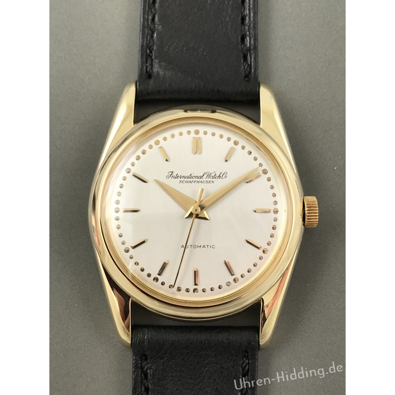 IWC Automatic 18ct gold Cal. 852