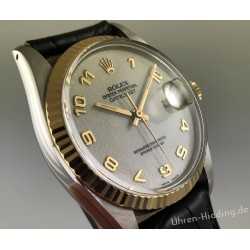 Rolex DateJust Steel/Gold...