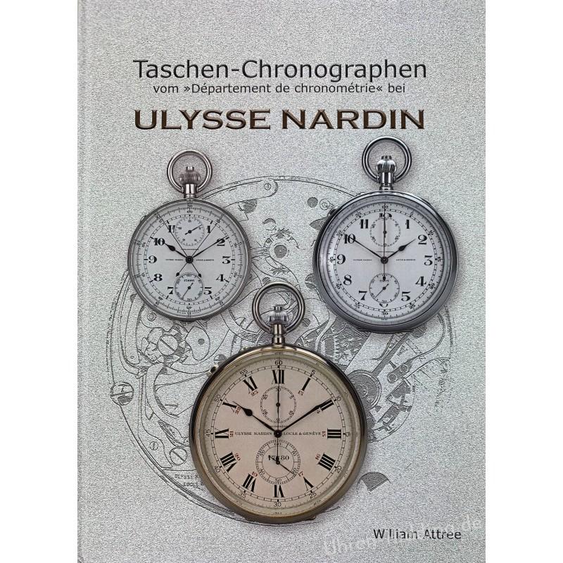 """NEW ARRIVAL!!! """"Taschen-Chronographen"""" bei Ulysse Nardin"""