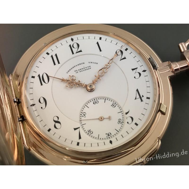 Union Glashütte Pocket Watch Quality 1A