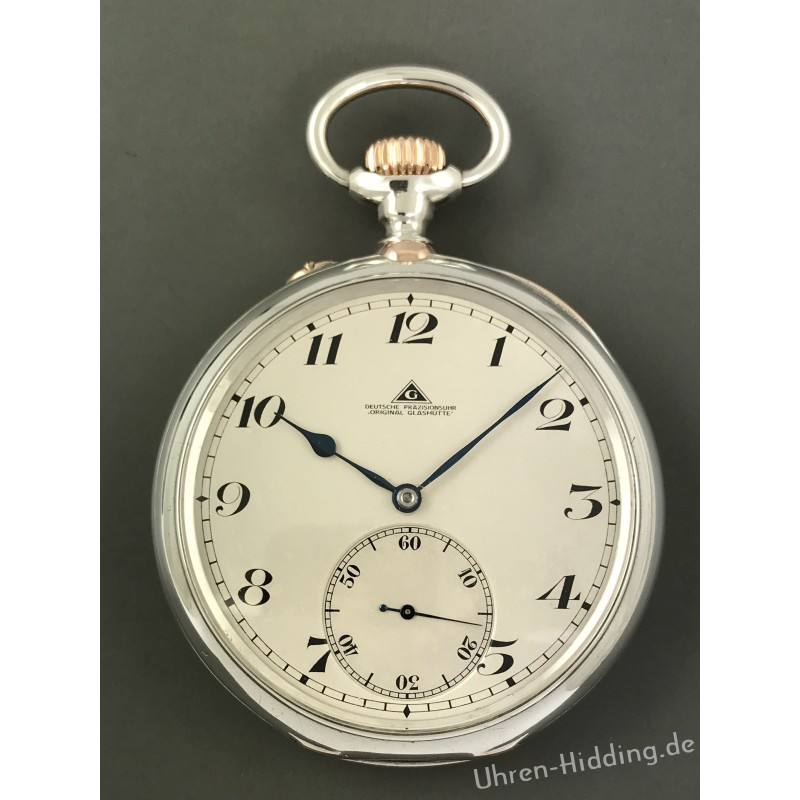 Dt.Präzisions-Uhrenfabrik Ankerchronometer