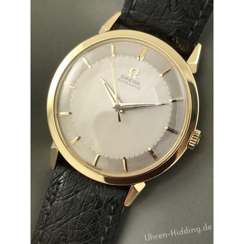Omega Automatic 18ct gold Cal.501