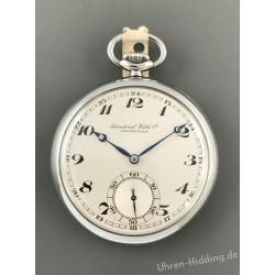 IWC Pocket Watch Cal. 67 Steel