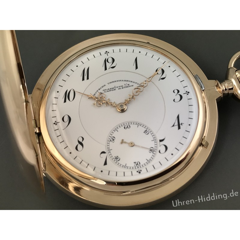 A. Lange & Söhne Dt. Uhrenfabrikation Glashütte