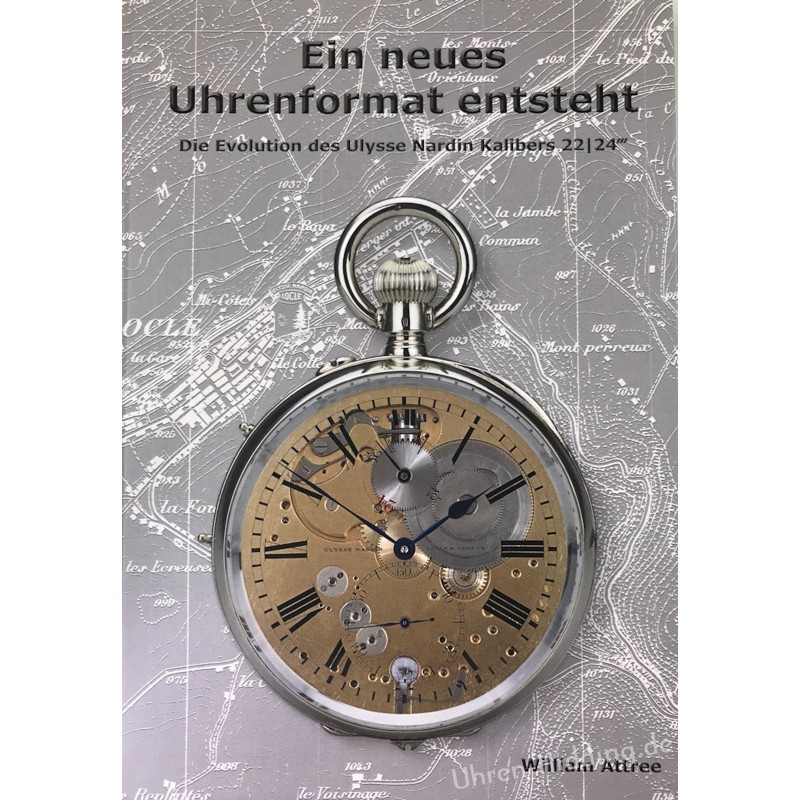 Ein neues Uhrenformat entsteht - Die Evolution des Ulysse Nardin Kalibers 22/24´´´  from William Attree