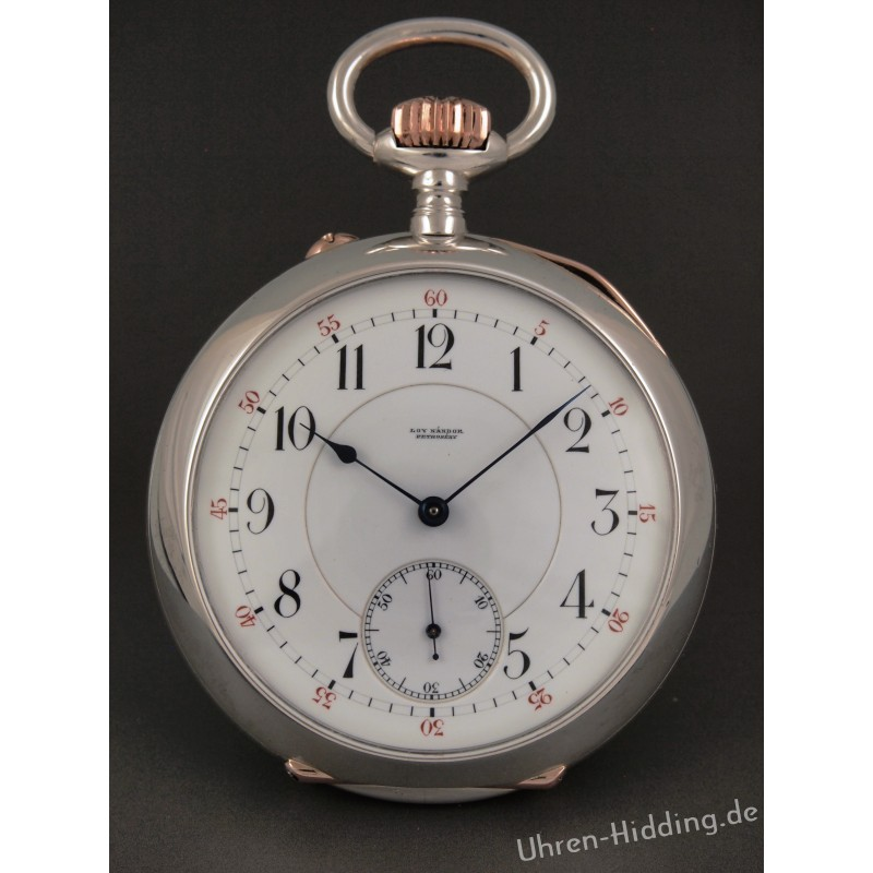 German watchmaking-school Glashuette Ferdinand Loy