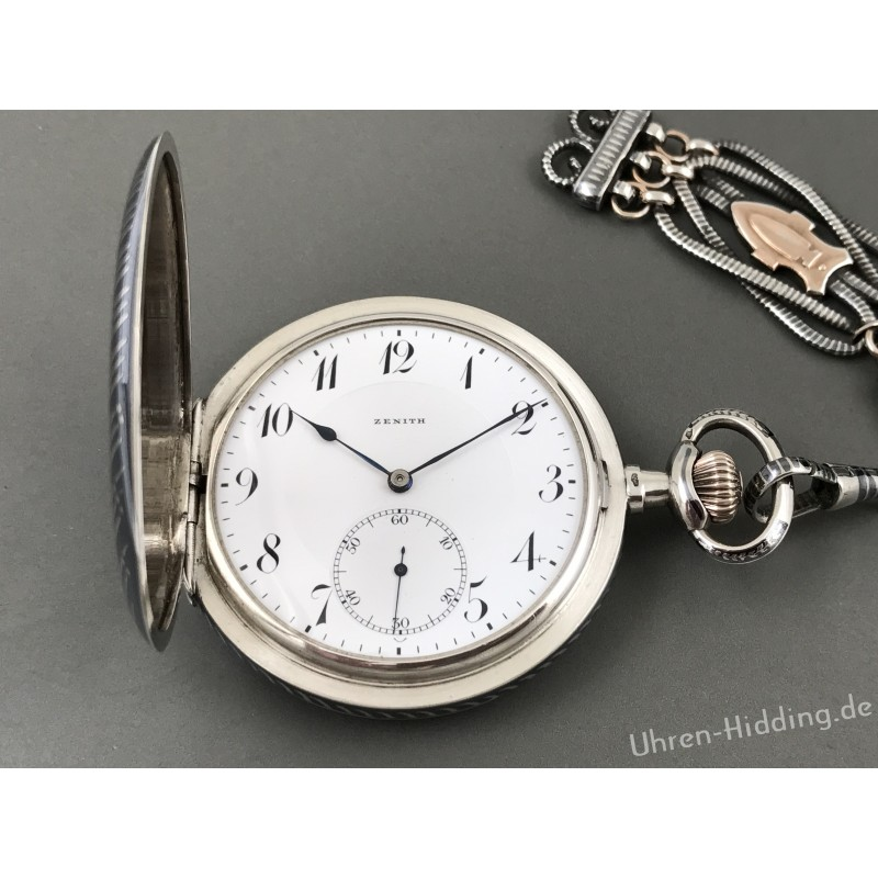 Zenith pocket-watch