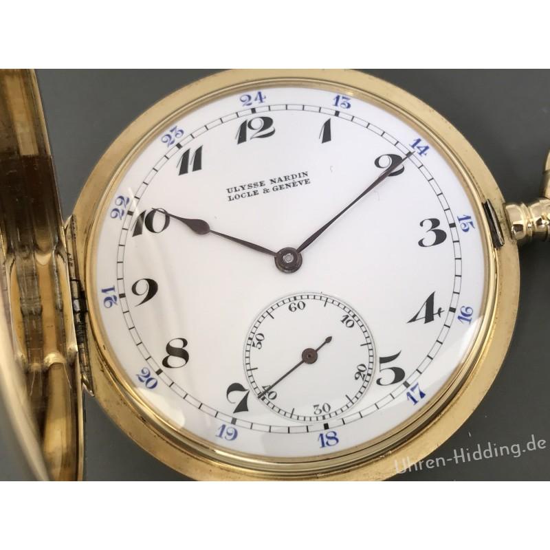 Ulysse Nardin pocket-watch