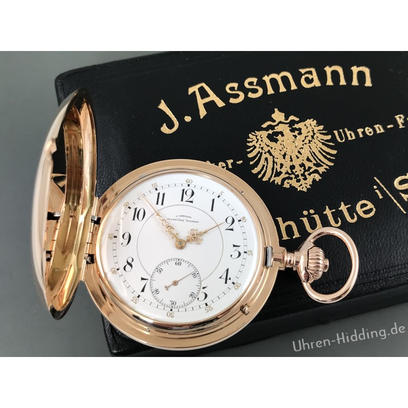 J. Assmann Anchor-Chronometer
