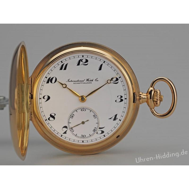 IWC pocket-watch Gold Cal. 53