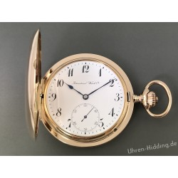 IWC pocket-watch Gold Cal....