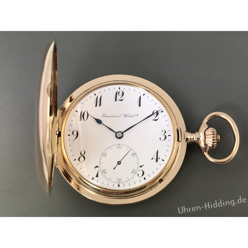 IWC pocket-watch Gold Cal. 53H6