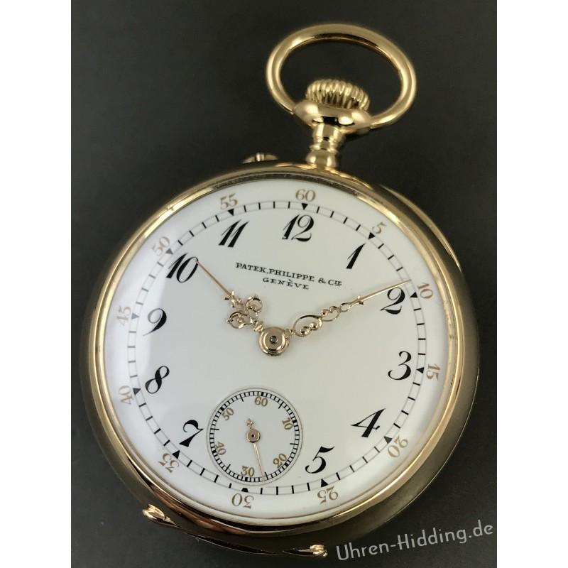 Patek Philippe Ladies-pocket-watch 18ct gold