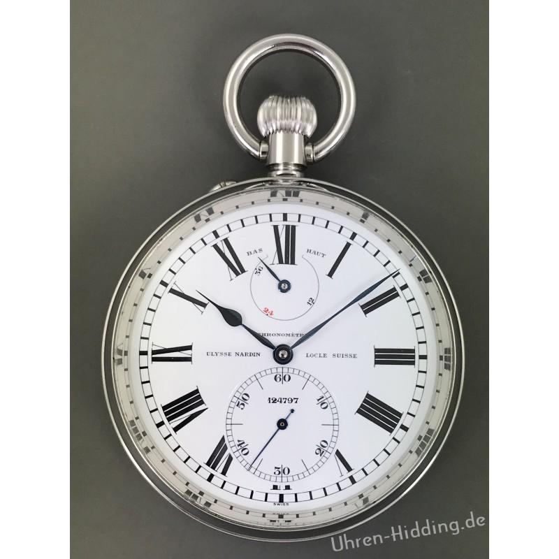 Ulysse Nardin Chronometer Steel
