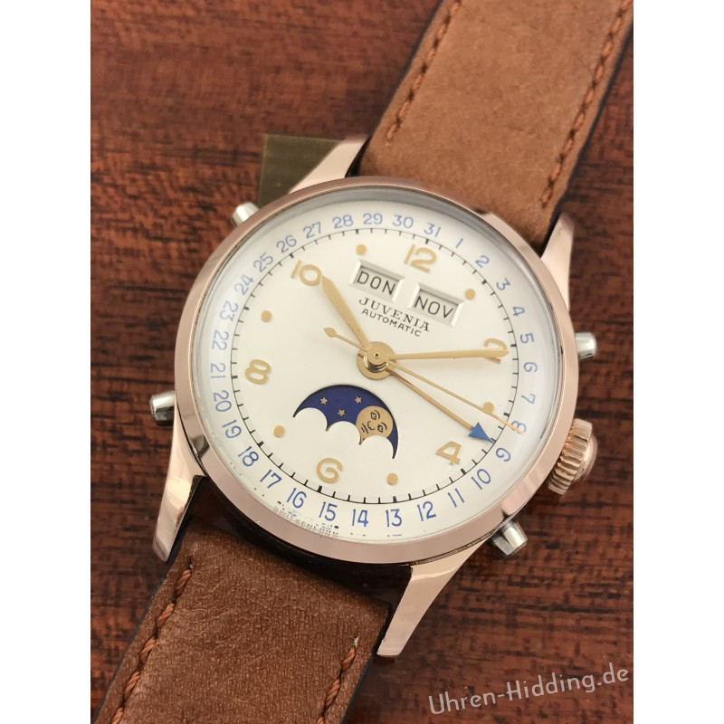 Juvenia Ladies-Calendar-watch